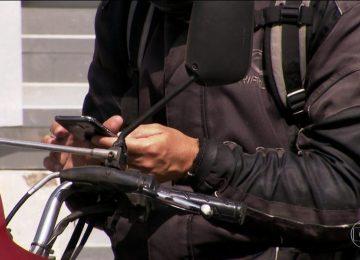 Celular é a terceira maior causa de mortes no trânsito no Brasil, diz pesquisa