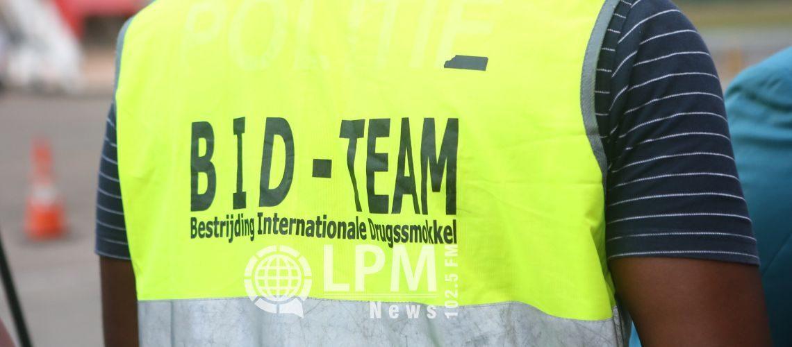 Passageiro foi detido no Aeroporto Internacional do Suriname com cocaína na bagagem