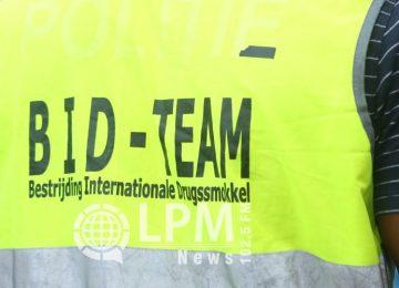 Quatro mulheres foram presas com cocaína no Aeroporto Internacional Johan Adolf Pengel