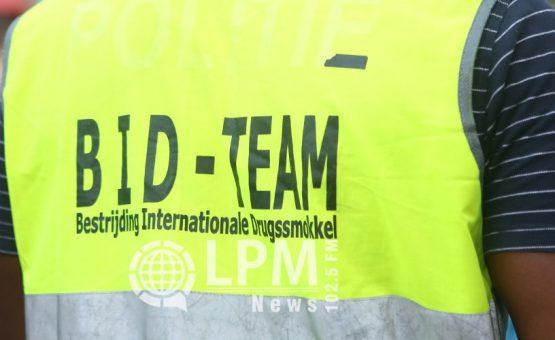 Mulher foi presa no aeroporto internacional do Suriname com cocaína no estômago