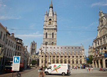 Prefeito belga é encontrado degolado