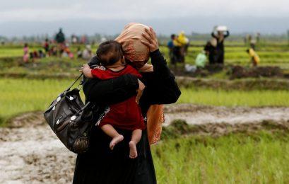 Número de rohingyas que fugiram de Mianmar para Bangladesh desde o final de agosto chega a meio milhão