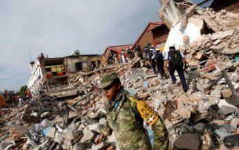 México deve ser reconstruído em etapas após terremoto