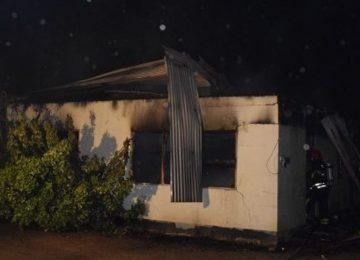 Polícia registra duas vítimas fatais em incêndio no Suriname