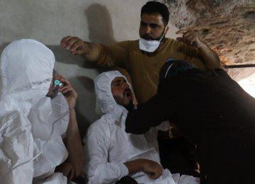 ONU: governo da Síria foi responsável por ataque com gás sarin