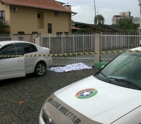 Morre mulher que foi queimada por marido em Blumenau