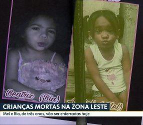 Corpos de meninas achadas mortas em carro serão enterrados nesta sexta em SP