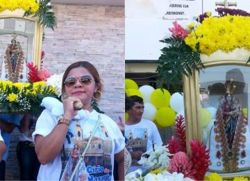 Católicos brasileiros participam do CÍRIO 2017 no Suriname