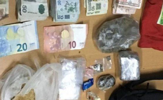 Polícia prende traficante de drogas que agia nas ruas de Paramaribo