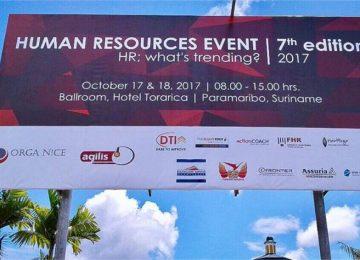 7º Evento de Recursos Humanos começa esta semana no Suriname