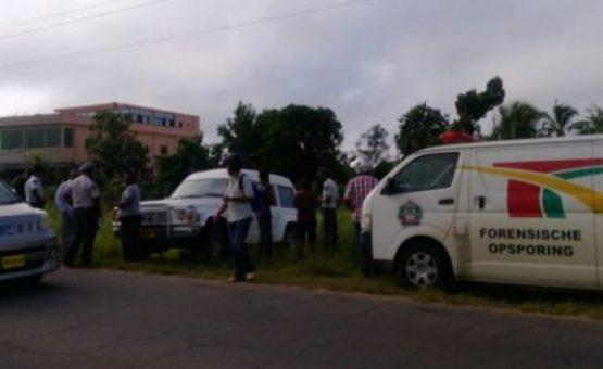 Polícia encontra corpo de mulher que estava desaparecida em Paramaribo