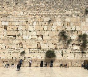 Israel descobre parte oculta do Muro das Lamentações