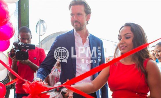 Operadora DIGICEL comemora dez anos no Suriname (Fotos)