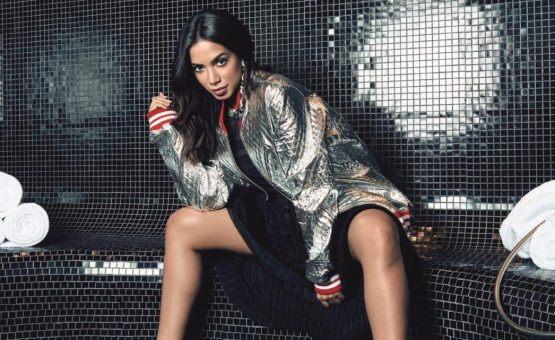 Anitta grava 'Downtown', clipe em parceria com J Balvin