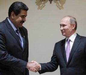 Venezuela acerta reestruturação de dívida com a Rússia