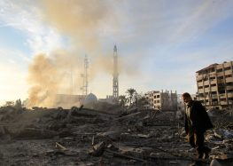 Israel bombardeia alvos do Hamas na Faixa de Gaza