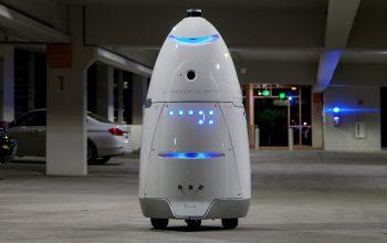 Robôs são usados para expulsar moradores de rua nos EUA