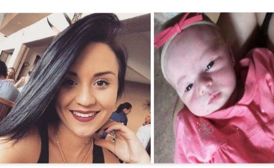 Jovem e filha de 8 dias de vida são mortas a tiros dentro de casa em Anápolis