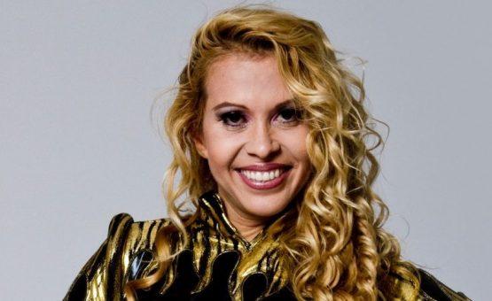 Joelma grava clipe no Ver-o-Peso e atrai vários fãs