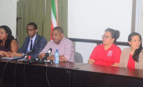 Ministério da Saúde emite relatório sobre a morte de crianças no Hospital Acadêmico de Paramaribo