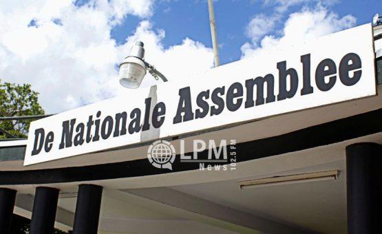 Assembléia Nacional do Suriname emite relatório sobre trabalhos realizados em 2017