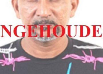 Polícia prende homem que falsificava documento de permanência no Suriname