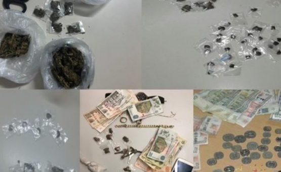 Polícia tira de circulação dois traficantes de drogas que agiam em Paramaribo