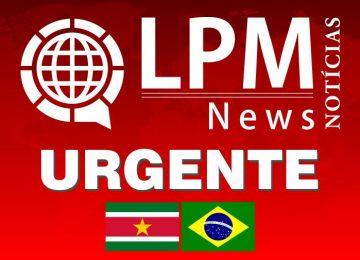 Urgente: Gabinete Bouterse recebe quatro novos ministros