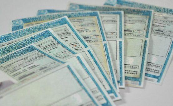 Detran aumenta o preço de carteira de motorista e licenciamento de carros