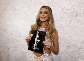 Playboy faz liquidação e vende revista de Luana Piovani por R$0,01