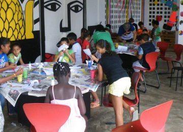 Embaixada do Brasil faz parceria de sucesso com museu infantil Villa Zapakara no encerramento do carnaval 2018 (Fotos)
