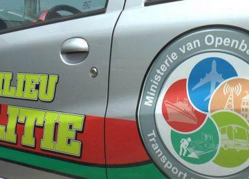 Ministério das Obras Públicas, Transportes e Comunicações cria força-tarefa para combater crime ambiental no Suriname