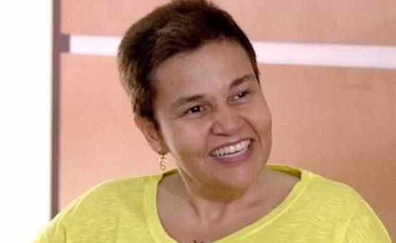 Atriz Claudia Rodrigues volta a ser internada em clínica de Engenheiro Coelho