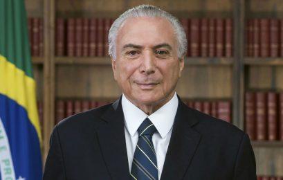 Justiça manda soltar ex-presidente Michel Temer e outros presos