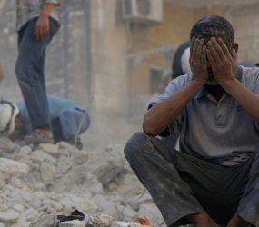 Guerra na Síria já matou quase meio milhão de pessoas
