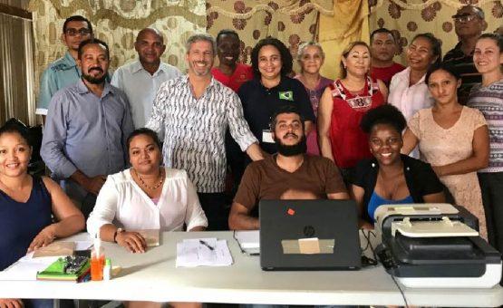 Embaixada Brasileira no Suriname encerra com sucesso o Consulado Itinerante em Albina (Fotos)