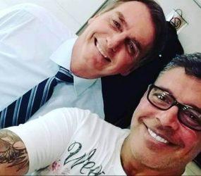 Bolsonaro diz que quer Alexandre Frota ministro da Cultura