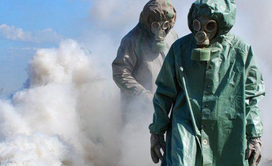 França e EUA responderão a uso de armas químicas na Síria