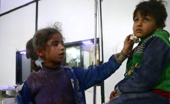 Guerra na Síria já matou mais de mil crianças só em 2018