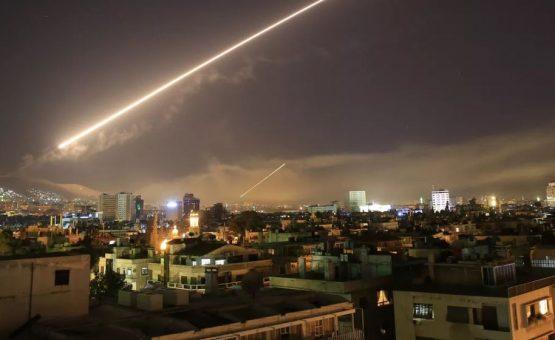 Donald Trump anuncia ataques aéreos na Síria