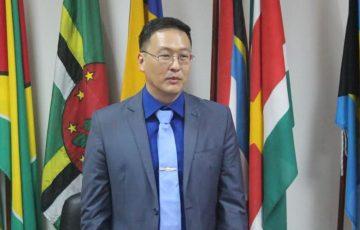 Ministro Stephen Tsang disse que o Suriname ainda é um destino turístico seguro