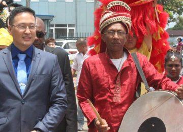 Parlamentar Stephen Tsang é o novo ministro do  Comércio, Indústria e Turismo (HI&T)