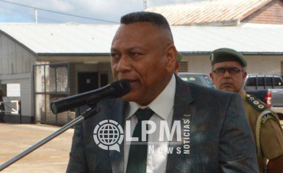 Exército Nacional vai apoiar ações da polícia para restabelecer a ordem em Albina