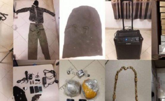 Polícia prende assaltante acusado de roubar brasileiros no garimpo do Suriname