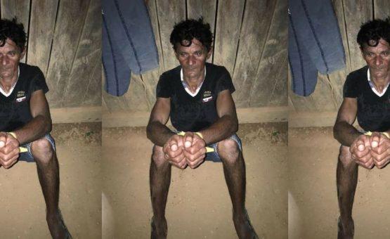 Brasileiro que matou dois no garimpo Vila Brasil foi preso pela polícia do Suriname