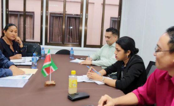 Governo pretende tornar a natação o esporte número 1 do Suriname