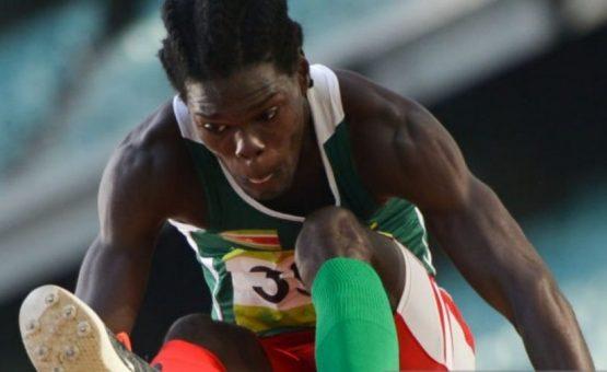 Suriname conquista mais uma medalha de ouro nos Jogos Sul-Americanos em Cochabamba na Bolívia