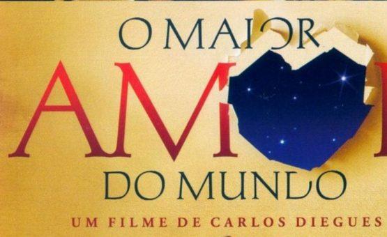 """Cinema no CCBS apresenta o filme: """"O Maior Amor do Mundo"""""""