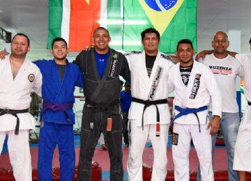"""Academia Fitness Gym realizou """"Primeiroencontro de artes marciais da comunidade brasileira no Suriname"""" (Veja as fotos)"""