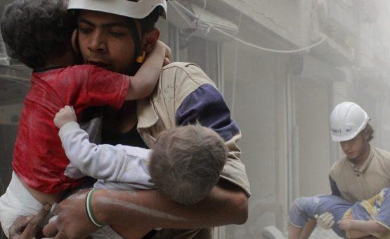 Ataques aéreos deixam ao menos 44 mortos em Idlib, na Síria, diz ONG